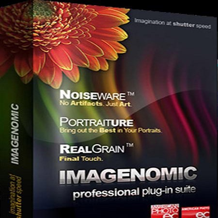 IMAGENOMIC PLUG IN SUITE ADOBE PHOTOSHOP Y ELEMENTS 2014