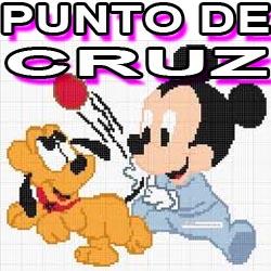 PATRONES PUNTO DE CRUZ REVISTAS CUADROS MANUALIDADES CURSO ESQUE