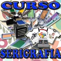 VIDEO CURSO DE SERIGRAFIA ESTAMPACION SCREEN MANUALES PDF