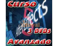 VIDEO TUTORIAL ADOBE AFTER EFFECTS CS5 CURSO 3 DVDS AVANZADO