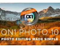 ON1 Photo 10 PlugIn Photoshop y Lightroom Editor de Fotos