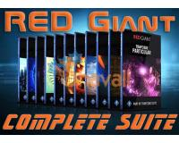 Red Giant Complete Suite 2016 Plugins After Effects CS5-CC