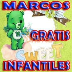 Superior GRATIS   MARCOS INFANTILES DIGITALES PNG PARA FOTOGRAFIAS
