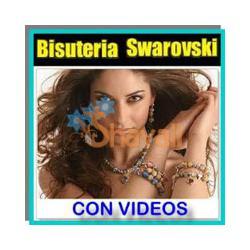 f37a45efdcc5 VIDEO CURSO DE BISUTERIA SWAROVSKI JOYAS ANILLOS PENDIENTES PULSERAS ...