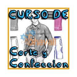 29924520d407 CURSO CORTE CONFECCION ROPA ACCESORIOS PATRONES MODA FASHION COSTURA ...