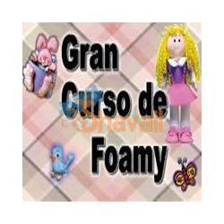 4f73b343fdb CURSO FOAMI GOMA EVA MOLDES PATRONES FOAMI FOMI PASO A PASO ...