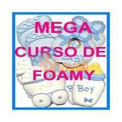 Photos - Download Full Curso Foamy Foami Fomy Fomi Moldes Patrones