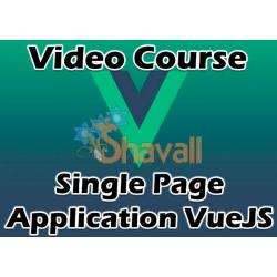 Video Course Learn by Doing VueJS 2.0 the Right Way Single Page