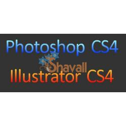 VIDEO CURSO ADOBE PHOTOSHOP E ILLUSTRATOR CS4 ESPAÑOL TUTORIALES