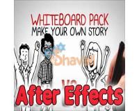 AFTER EFFECTS PROYECT WHITEBOARD PACK MAKE YOUR OWN STORY