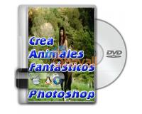 ARTE DIGITAL CON ADOBE PHOTOSHOP ANIMALES DE FANTASIA MITOLOGICO