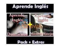 Curso Aprenda Ingles Durmiendo + Aprenda Ingles Mientras Maneja