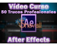 Vídeo Curso 50 Trucos After Effects Optimiza Flujo de Trabajo