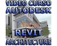 VIDEO CURSO AUTODESK REVIT ARCHITECTURE TUTORIALES PRACTICOS