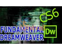 CURSO ADOBE DREAMWEAVER CS6 DVD ESPAÑOL FUNDAMENTAL COMPLETO