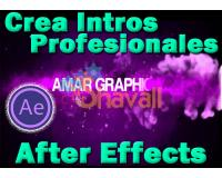 Vídeo Curso Crea Intros Profesionales con Adobe After Effects Av