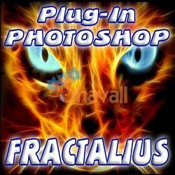 FILTRO FRACTALIUS PHOTOSHOP DESCARGAR GRATIS + TUTORIAL PLUG-IN